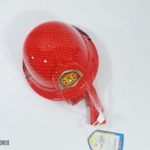 Hasičský set pre malých hasičov Rozmery prilby:21x19cm Nevhodné pre deti do 3 rokov.