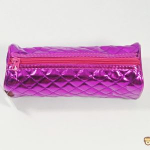 Peračník fialový uzatváraný na zips pre deti do školy Rozmery:19,5x10cm