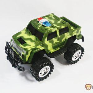 Detské Terénne auto, vojenská polícia