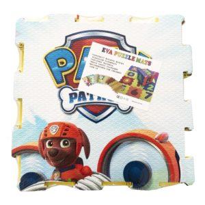 Penové puzzle Paw Patrol