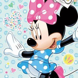 Maľovánka Disney Minnie A4 Obsahuje 16 obrázkov na vymaľovanie podľa farebných predlôh. Nevhodné pre deti do 3 rokov.