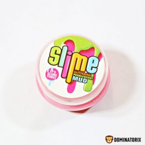 Slime perlový sliz ružový 210g Rozmery: 8,5×6,5cm Nevhodné pre deti do 3 rokov.