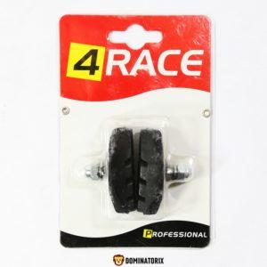 Brzdové gumičky na bicykel 4 RACE 50mm