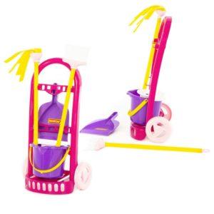Detský Upratovací vozík pre dievčatá